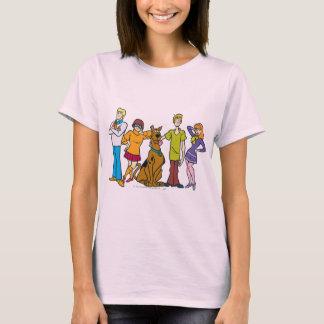 全集団14のミステリー株式会社 Tシャツ