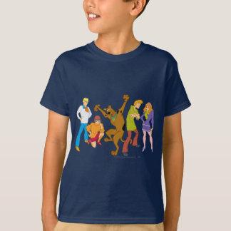 全集団16のミステリー株式会社 Tシャツ