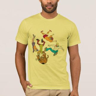 全集団17のミステリー株式会社 Tシャツ