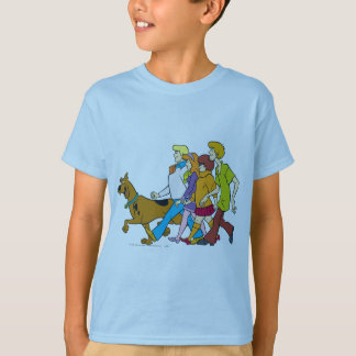 全集団18のミステリー株式会社 Tシャツ