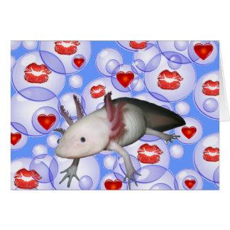 全「Lotl」愛バレンタインカード カード