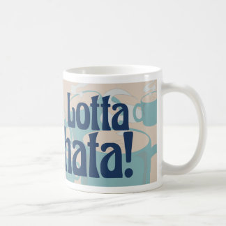 全Lotta Horchata コーヒーマグカップ