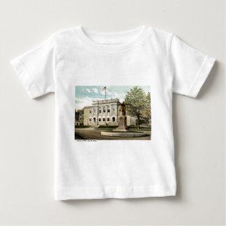 公共図書館、アダムスの固まり。 1917年 ベビーTシャツ