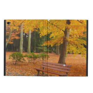 公園の平和で、静かな秋 POWIS iPad AIR 2 ケース