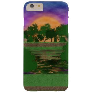 公園の日没 BARELY THERE iPhone 6 PLUS ケース
