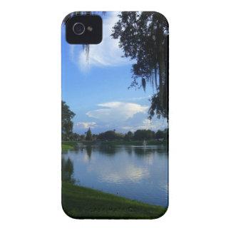 公園の晴れた日 Case-Mate iPhone 4 ケース
