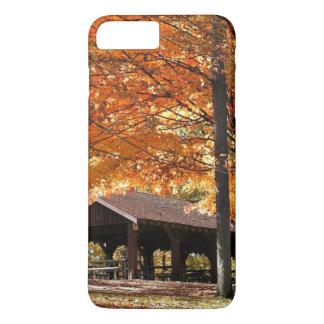 公園の秋 iPhone 8 PLUS/7 PLUSケース