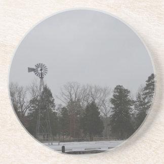 公園の風車 コースター