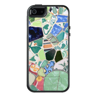 公園のGuellのモザイク オッターボックスiPhone SE/5/5s ケース