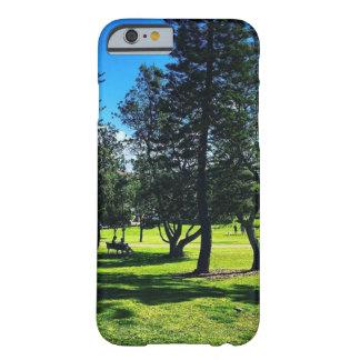 公園はリラックスします BARELY THERE iPhone 6 ケース