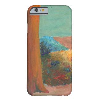 公園を暖めますか、または冷却して下さい BARELY THERE iPhone 6 ケース