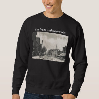 公園Ave。、Rutherford、ニュージャージーのヴィンテージ スウェットシャツ