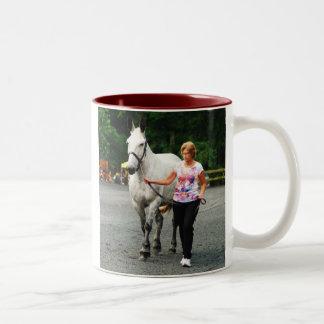 公平なハワード郡 ツートーンマグカップ