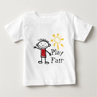 公平な演劇 ベビーTシャツ
