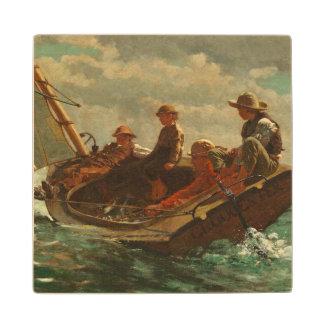 (公平な風) 1873-76年の上にそよ吹くこと ウッドコースター