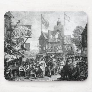 公平なSouthwark 1733年 マウスパッド