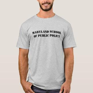 公序のメリーランドの学校 Tシャツ