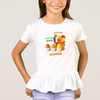 公式のイースターエッグのハンターの子供のTシャツ Tシャツ
