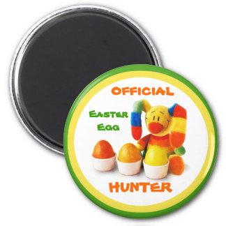 公式のイースターエッグのハンター。 イースターギフトの磁石 マグネット