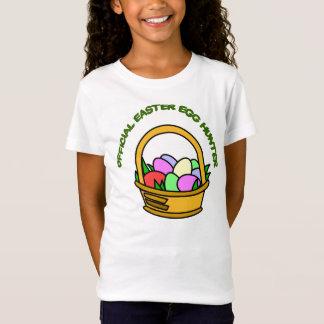 公式のイースターエッグのハンター Tシャツ
