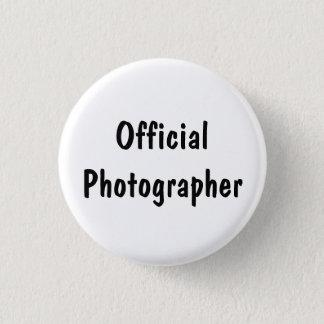 公式のカメラマン 缶バッジ
