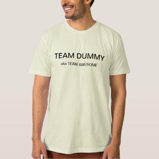 公式のチームダミーのTシャツ Tシャツ