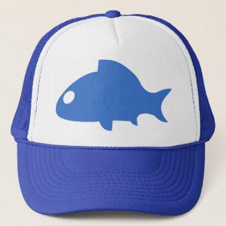 公式のチーム: 青い釣り人の帽子 キャップ