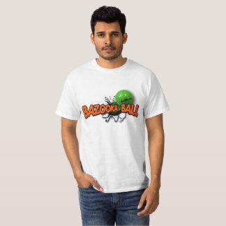 公式のバズーカの球のロゴのワイシャツ Tシャツ
