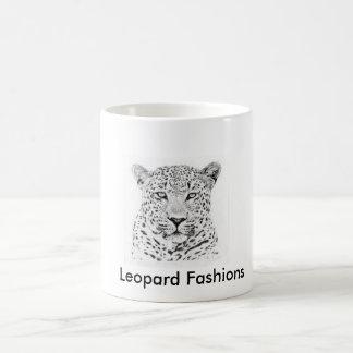 公式のヒョウはマグを作ります コーヒーマグカップ