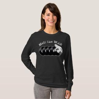 公式のビニールDJ Tシャツ