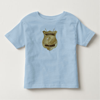 公式のモンキービジネスのバッジ トドラーTシャツ