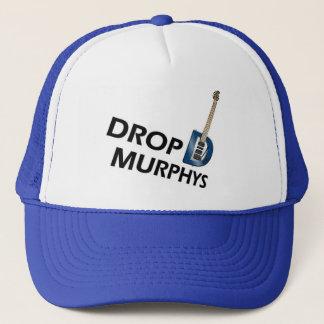 公式の低下D Murphysの帽子 キャップ