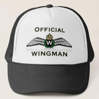公式の操縦者の帽子 キャップ