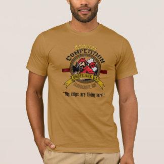 公式の樵のワイシャツ Tシャツ
