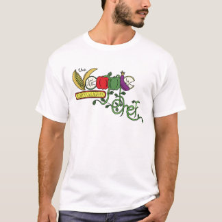 公式の野菜のシェフ Tシャツ