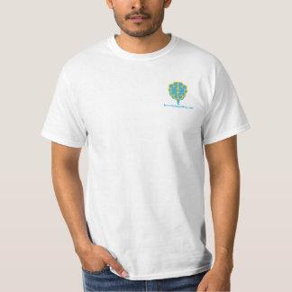 公式の頭脳のスポンジのブログの服装 Tシャツ