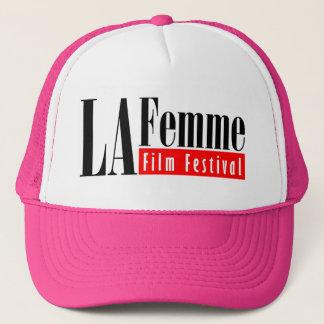 公式のLAのFemmeの映画祭の帽子 キャップ