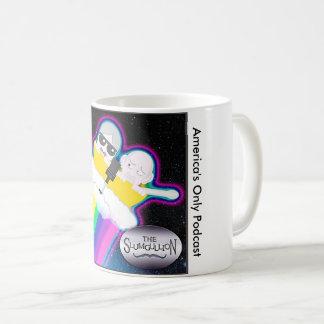 公式のSlumgullionのポッドキャストのマグ コーヒーマグカップ