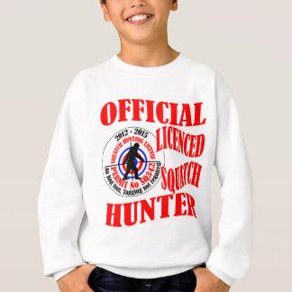 公式のsquatchのハンター スウェットシャツ