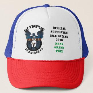 公式サポータ帽子を競争させるオリンパス キャップ