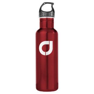 公式CJの水差し(710のml) -金属赤 ウォーターボトル
