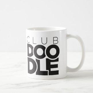 公式CLUBDOODLEのコーヒー・マグ! コーヒーマグカップ