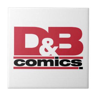 公式D&Bの漫画の商品 タイル