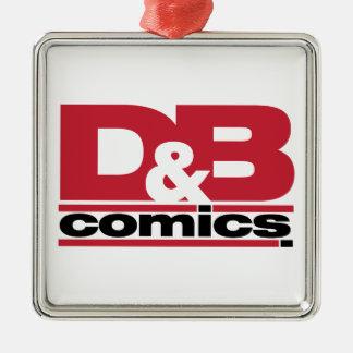 公式D&Bの漫画の商品 メタルオーナメント