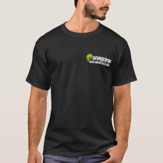 公式MMOの荒廃のワイシャツ Tシャツ