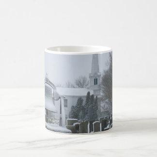 公有地、小さいコンプトン、ロードアイランド コーヒーマグカップ