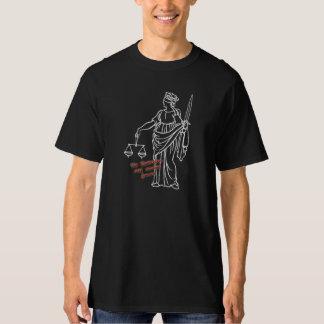 公正の罪があります- Tシャツ常に Tシャツ