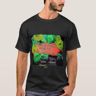 公衆衛生 Tシャツ
