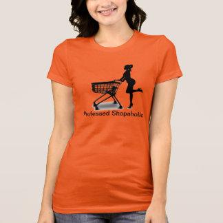 公言されたアルコール中毒患者 Tシャツ