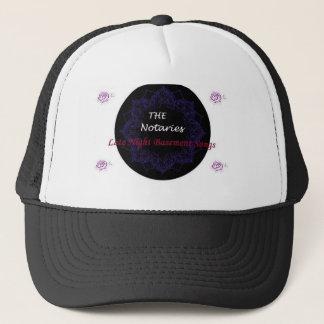 公証人の帽子 キャップ